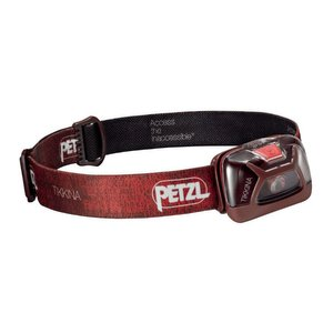 Фонарь Petzl TIKKINA red