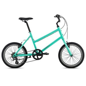 Велосипед Orbea KATU 20 18 Fresh Green, One size (165-185 см), 2018, ободные, 28