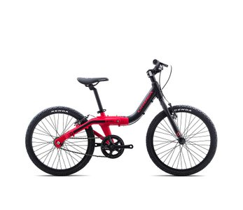 Велосипед Orbea GROW 2 1V 19 Black - Red