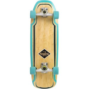 Серфскейт Mindless Surf Skate green