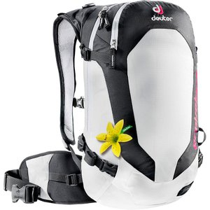 Рюкзак Deuter Provoke 14 SL цвет 1700 white-black, спортивные, 11-20 л